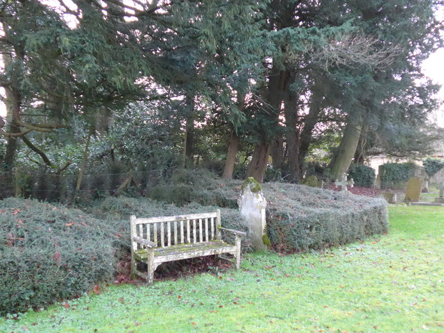 St George, Fovant: churchyard (d)