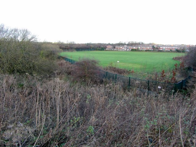 Playing Fields, Knop Law Primary School