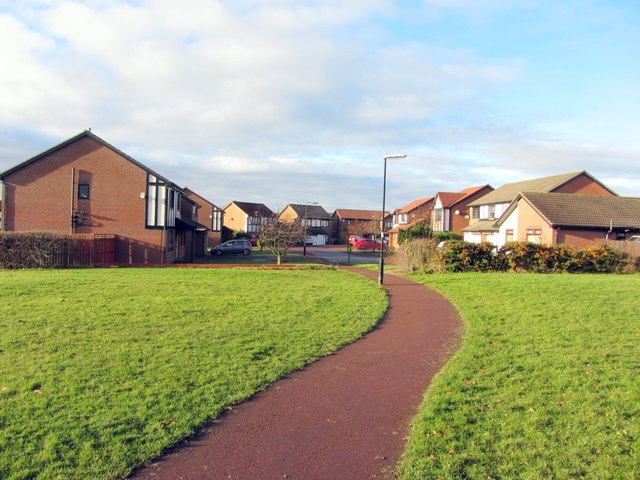Queensbury Drive, North Walbottle