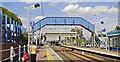 TQ3491 : Northumberland Park station by Ben Brooksbank
