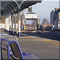 SE6132 : Selby Station by Alan Murray-Rust