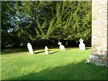 ST5906 : St Edwold, Stockwood: churchyard (2) by Basher Eyre