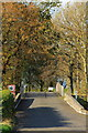 NS4565 : Blackstoun Road  Black Cart Water Bridge by david cameron photographer