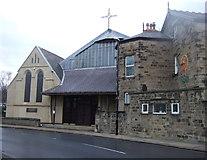 SE4048 : St Joseph's Catholic.Church by JThomas