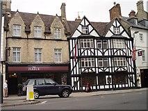 SP0202 : Former Sun Inn Cirencester by Paul Best