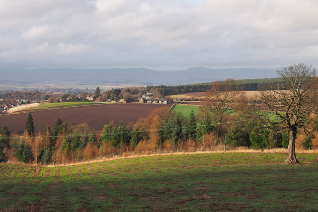 Field north of Balcraig