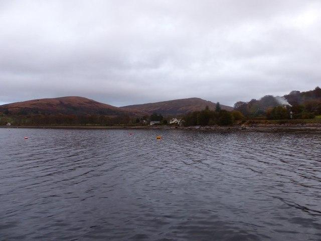 Strachur Bay