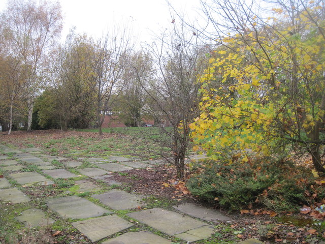 Previously St. Mark's church and graveyard, Cheetham Hill