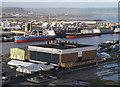J3575 : 'Titanic Studios', Belfast by Rossographer