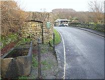 SK2176 : Hawkhill Road, Eyam, Derbys. by David Hallam-Jones