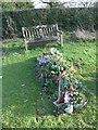 TQ1328 : St Nicholas,Itchingfield: churchyard (8) by Basher Eyre