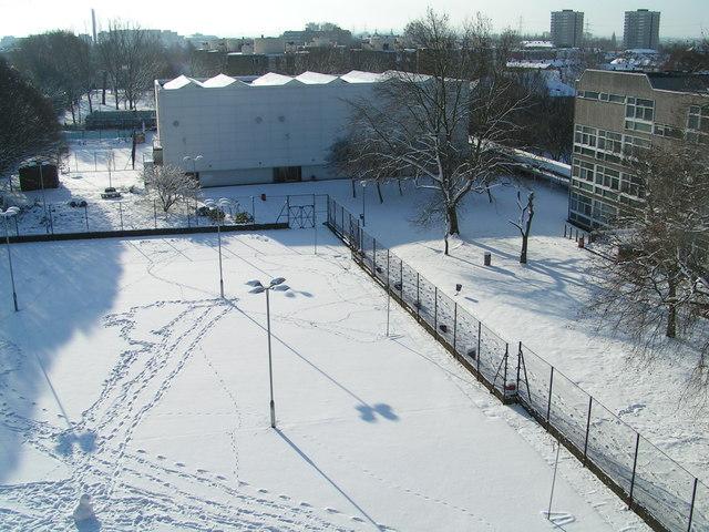 Burntwood School