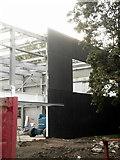 TQ2672 : Burntwood School Sports Hall by Kenneth Medlycott