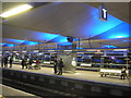 TQ3180 : London Blackfriars station, winter evening by Christopher Hilton
