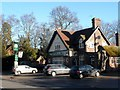TL1438 : The Golden Lion, Clifton by Bikeboy