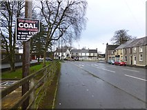 """H4573 : """"Crossroads"""", Omagh by Kenneth  Allen"""
