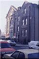 TQ3482 : Unitarian chapel and manse, Mansford Street E2 by Christopher Hilton