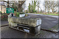 TQ3198 : Horse Trough, Clay Hill, Enfield by Christine Matthews