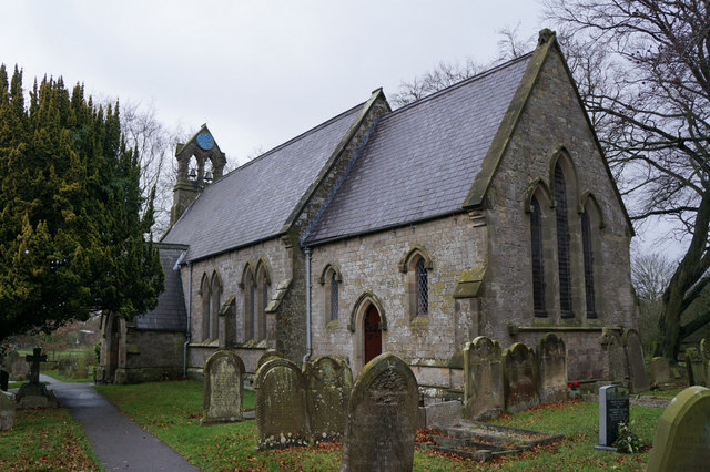 All Saints Church, Muston