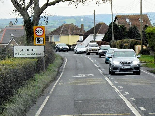 Bath Road (A39) Ashcott
