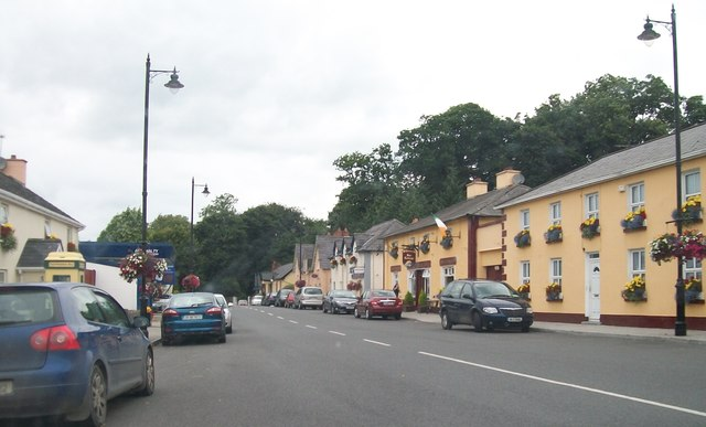 Main Street, Moynalty, Co Meath