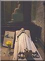 NU1734 : Effigy of Grace Darling inside St Aidan's Church, Bamburgh by Karl and Ali