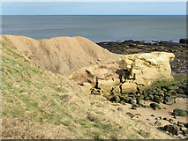 NZ3671 : Tynemouth North Point by Richard Cooke
