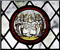 TG1937 : St Andrew, Metton - Roundel by John Salmon