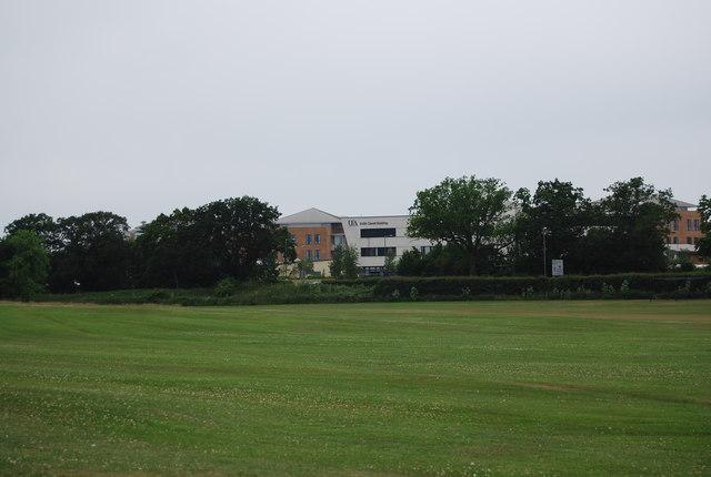 UEA - Edith Cavell Building
