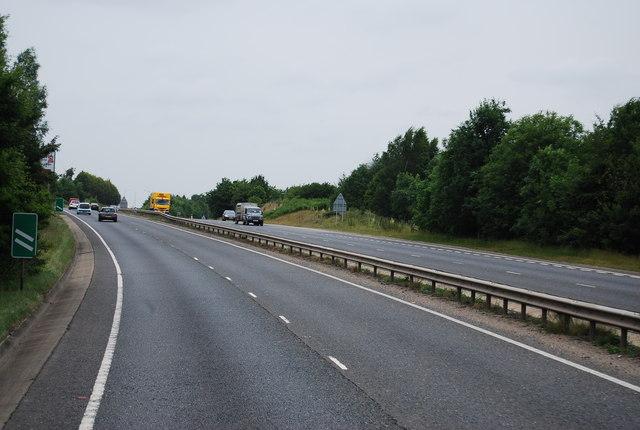 A47, Norwich bypass