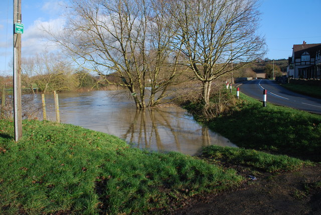 Ford at Offenham