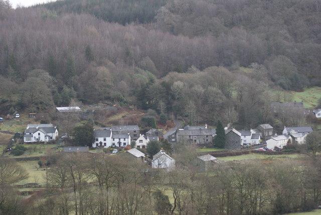 Satterthwaite - view