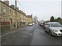 SE0724 : Vickerman Street - looking towards Hopwood Lane by Betty Longbottom