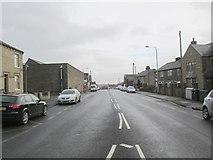 SE0724 : Hopwood Lane - Warley Road by Betty Longbottom