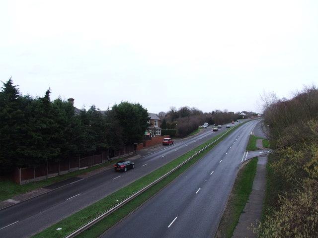 Four Elms Hill, Chattenden