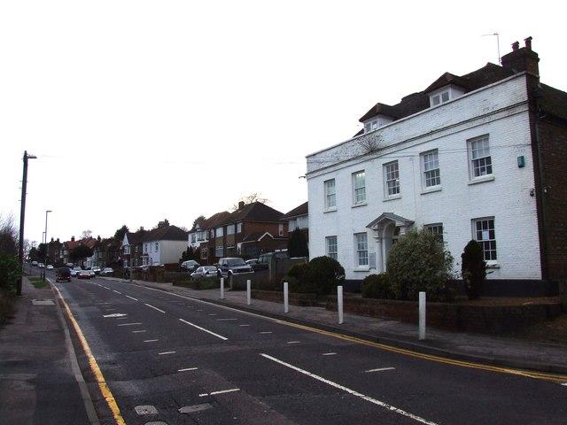Frindsbury Hill, Wainscott