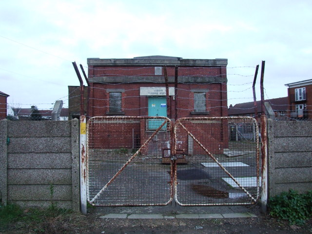 Strood Pumping Station