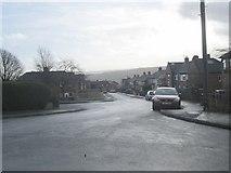 SE0724 : Pye Nest Gardens - Rochdale Road by Betty Longbottom