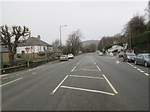 SE0724 : Burnley Road - viewed from Trimmingham Lane by Betty Longbottom