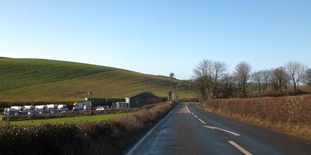 Longcombe Cross