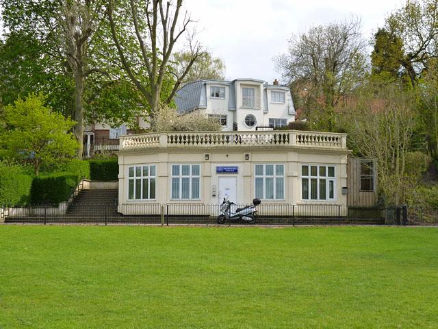Police station, Wimbledon Park
