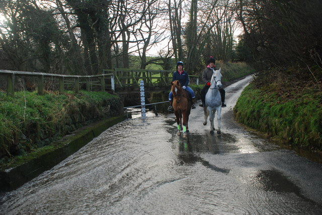 Ford on the Barnby Beck