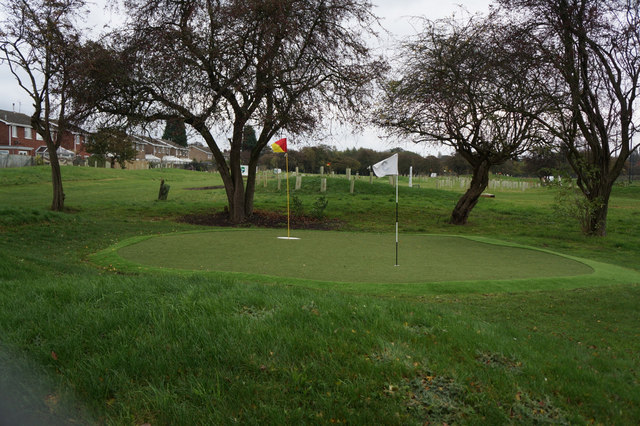 Golf Driving Range Off National Avenue Hull