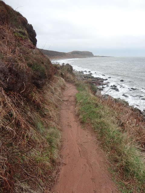 Coastal Path from Kings Cave