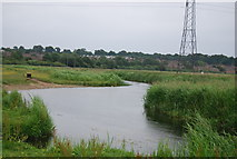 TG1808 : River Yare, Bowthorpe Marsh by N Chadwick