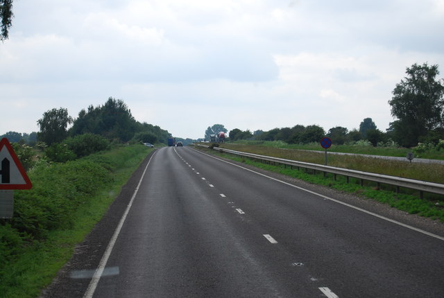 A11, southbound