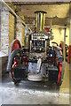 SE2734 : Leeds Industrial Museum - steam fire engine by Chris Allen