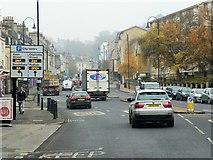 ST7565 : Bath, London Road by David Dixon