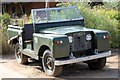 SJ4070 : Land Rover Display at Chester Zoo by Jeff Buck