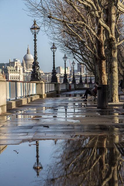 South Bank Reflections, London SE1